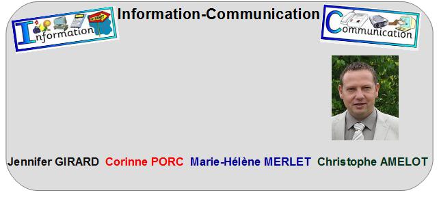 Information communication 1