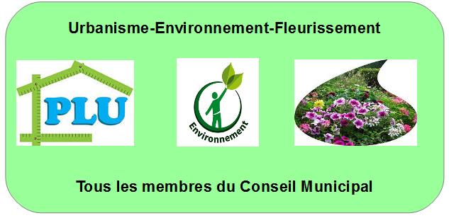 Urbanisme environnement fleurissement