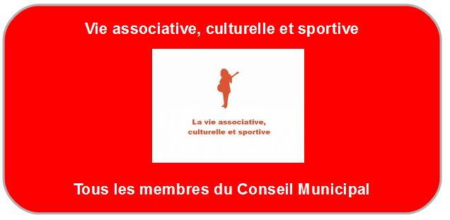Vie associative culturelle et sportive